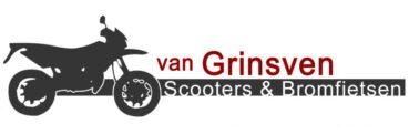 Logo van grinsven scooters